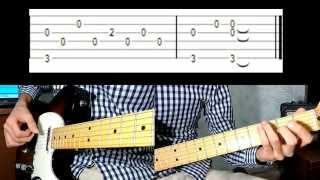 "Как играть the Beatles - ""Yesterday"". Без баррэ. (fingerstyle). Видео-урок."