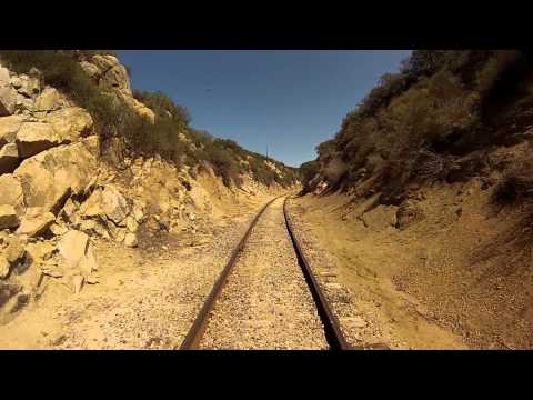 Pacific Southwest Railway Museum: Cab Ride from Division to Campo