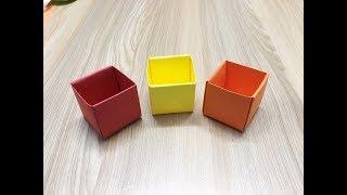 Gambar cover Easy Origami Box