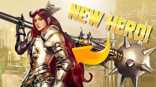 Vainglory News - NEW HERO GRACE!!