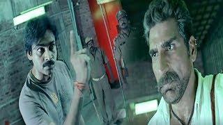 PAWAN KALYAN Recent Telugu Blockbuster Movie Ultimate Warning Scene | Cinema Time |