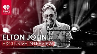 Elton John Demonstrates The Chord Structures In His Songs + More!