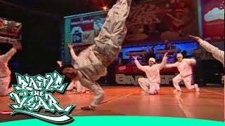BOTY 2006 - GROUND SCATTER CREW (THAILAND) - SHOWCASE [OFFICIAL HD VERSION BOTY TV]