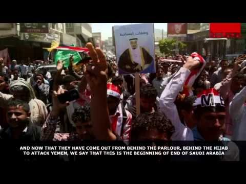 THE AGE OF SATAN : YEMEN VS SAUDI (ISLAMIC ESCATHOLOGY)