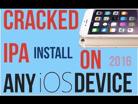 install ipa ios 11 without jailbreak