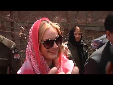 باكستان: سجن عارضة أزياء تشيكية لإدانتها بتهريب المخدرات…  - نشر قبل 2 ساعة