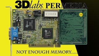 Worst Game Graphics Cards   3Dlabs Permedia