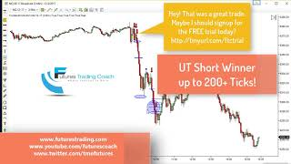 120417 -- Daily Market Review ES CL GC NQ - Live Futures Trading Call Room