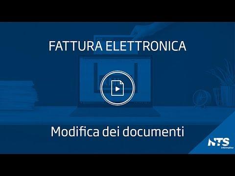 Consolle: menù strumenti - Modifica dei documenti