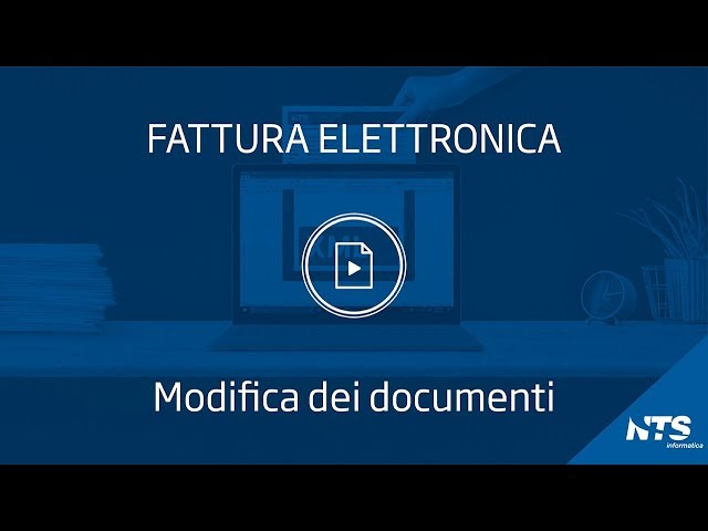Consolle: menù strumenti - Modifica dei documenti