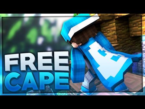 free-minecraft-cape!-•-how-to-get-a-free-minecraft-cape!-[tutorial]- -baumblau