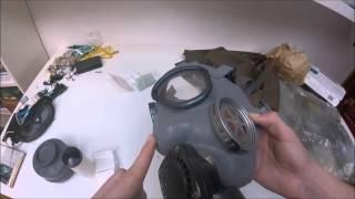 Recensione maschera antigas Finlandese M61