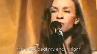 Alanis Morissette - Utopia (Live) YouTube Videos