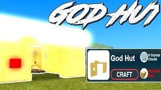 *ATRAPAR A LA GENTE* CON UNBREAKABLE* GOD HUT TROLLING ? Roblox : Booga Booga