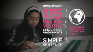 Worldwide literacy statistics