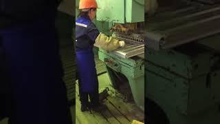 Производство алюминиевых экструзионных радиаторов Термал на Златоустовском машиностроительном заводе