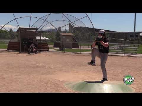 Kyle Parkman - PEC - LHP - Central Valley HS (WA) June 22, 2020