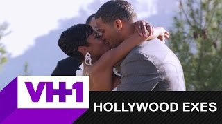 Hollywood Exes + Drea and Brian Get Married + VH1
