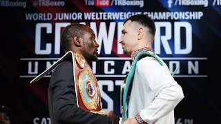 Terence Crawford | I'm Going to Destroy this Man