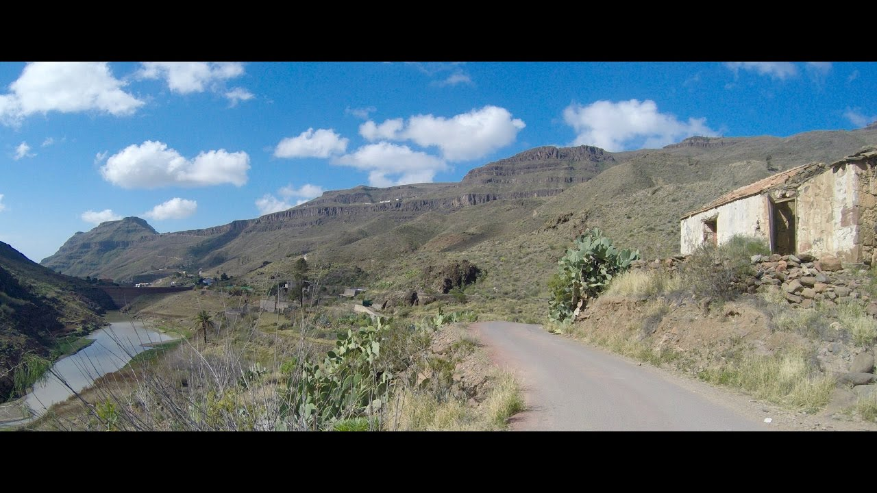 Ayaguares and monte leon cycle gran canaria 2017 march - Monte leon gran canaria ...
