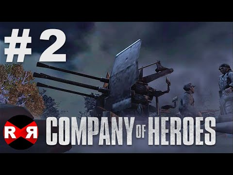 Company Of Heroes - IOS - VIERVILLE Campaign Gameplay Part 2