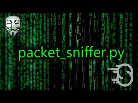 Coding - Packet Sniffer in Python | Offensive Python Tutorial 8 thumbnail