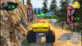 """Top Monster Truck Game 2019 #2 """"LV 10-15"""" OG 4x4 Truck Games Master Android Gameplay"""