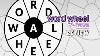 Word Wheel by POWGI (Switch) Review (Video Game Video Review)