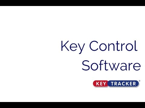 Keytracker Key Control Software Video