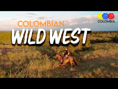 Colombian Llanos Cowboy Land - Traveling Colombia