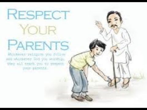essay on respect to parents Reflective essay: dignity and respect reflective essay: dignity and respect 10053603 introduction the purpose of this essay is to reflect upon an experience which relates.