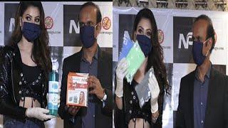 Urvashi Rautela Launched goKoronago com Website Full Interview