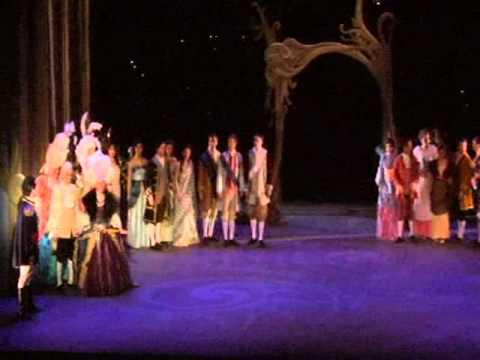 Jules Massenet: Cendrillon (Sunday, March 25, 2012) -- SUNY Purchase Opera