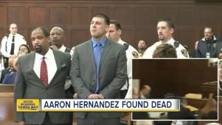 Aaron Hernandez found dead in jail cell