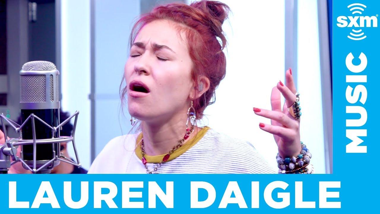 Lauren Daigle - This Girl [LIVE @ SiriusXM]