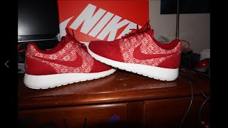 Nike Roshe one winter edition || review #5