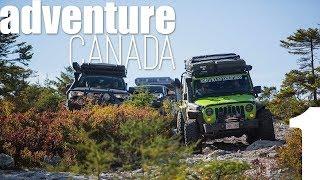 adventure CANADA: Part 1