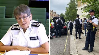 video: Met Commissioner apologises to Bianca Williams and launches a review into the use of handcuffs