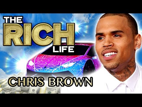 Chris Brown | The Rich Life | Most Impressive Car Collection 2019