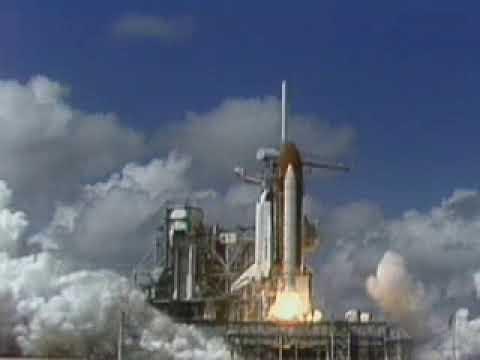 NASA Space Apollo Misson 16 Rocket Lanching