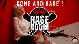Rage Room - Lausanne - Trailer #1