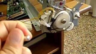 Position control of a DC motor - arduino