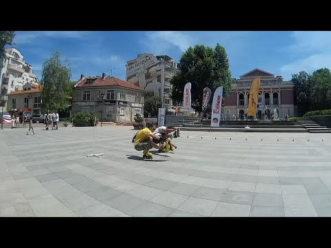 Inline Skating Trip to Ruse-Bulgaria(RollerFest)