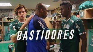 BASTIDORES - PALMEIRAS 1 X 0 PONTE PRETA - PAULISTA 2019