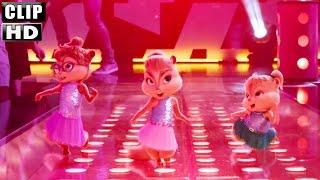 Alvin und die Chipmunks: Road Chip - Clip