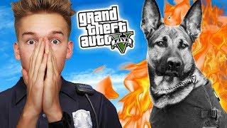 GTA V Policja #8 - MORTY NIE ŻYJE?