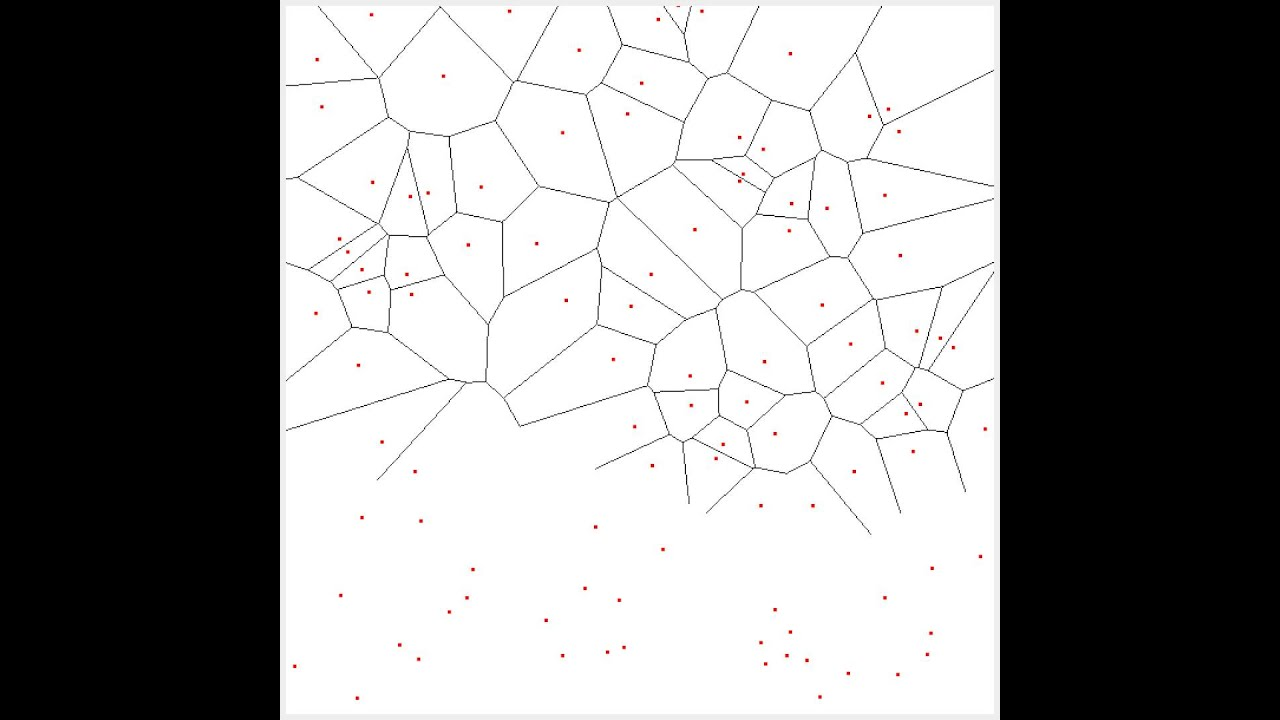 Voronoi Diagram Generation