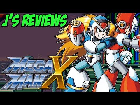 Mega Man X - Reinventing the Wheel