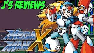 Mega Man X VS Maverick Hunter X
