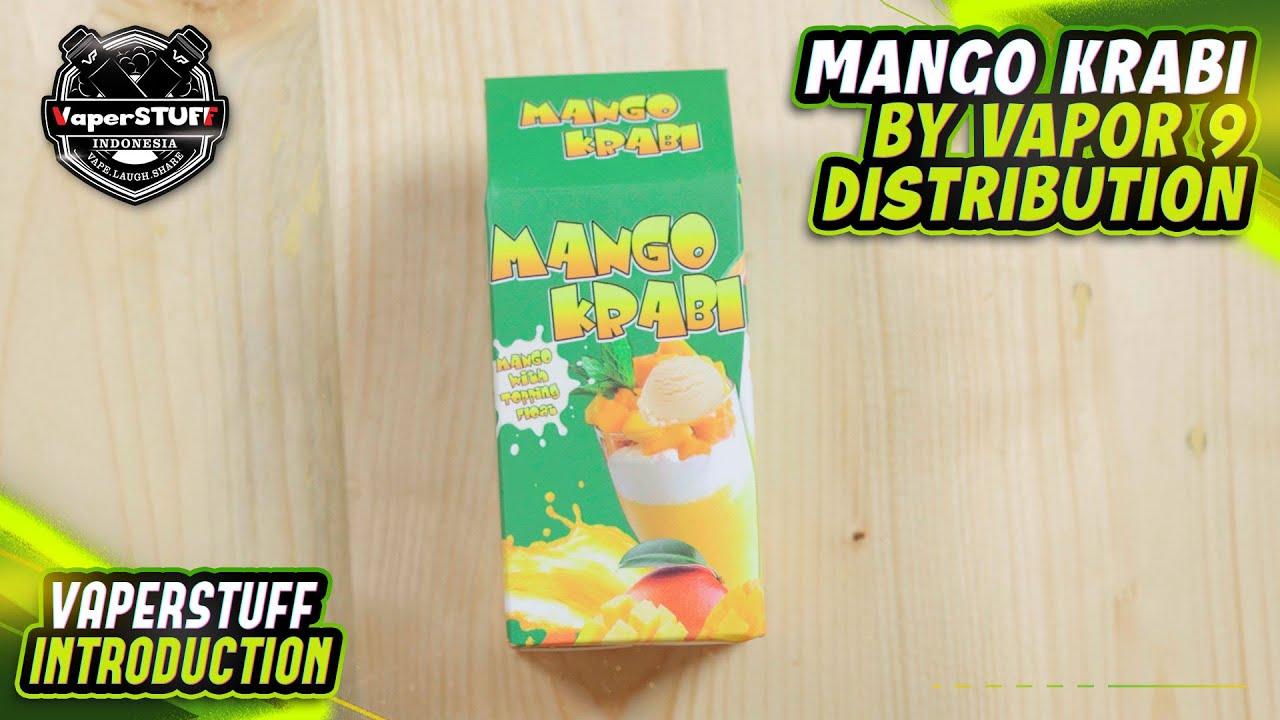 Mango Krabi by Vapor 9 Distribution